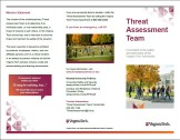 Download the Threat Assessment tri-fold brochure